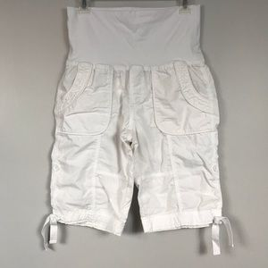 Calvin Klein Performance Quick Dry White Shorts XS
